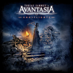 "Avantasia - ""Ghostlights"" CD cover image"