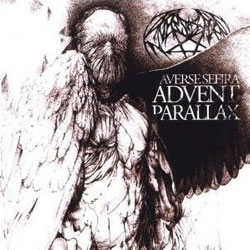 "Averse Sefira - ""Advent Parallax"" CD cover image - Click to read review"