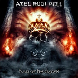 "Axel Rudi Pell - ""Tales Of The Crown"" CD cover image"