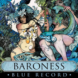 "Baroness - ""Blue Record"" CD cover image"