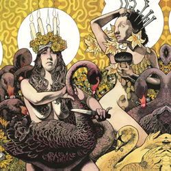 "Baroness - ""Yellow & Green"" CD cover image"