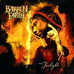 "Barren Earth - ""Our Twilight"" CD/EP cover image"