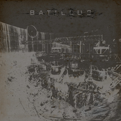"Batillus - ""Batillus"" CD/EP cover image - Click to read review"
