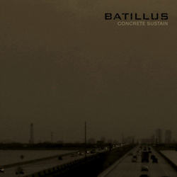 "Batillus - ""Concrete Sustain"" CD cover image"