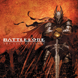"Battlelore - ""The Last Alliance"" CD cover image"