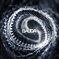 "Bauda - ""Sporelights"" CD cover image"