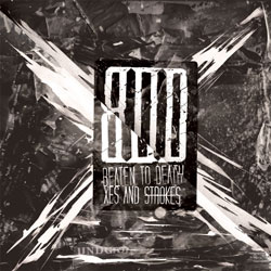 "Beaten To Death - ""Xes and Strokes"" CD cover image - Click to read review"