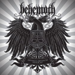 "Behemoth - ""Abyssus Abyssum Invocat"" CD cover image - Click to read review"
