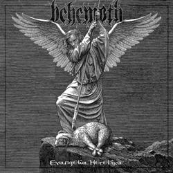"Behemoth - ""Evangelia Heretika"" DVD cover image - Click to read review"