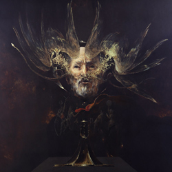 "Behemoth - ""The Satanist"" CD cover image"