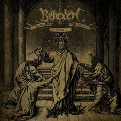 "Behexen - ""My Soul for His Glory"" CD cover image"