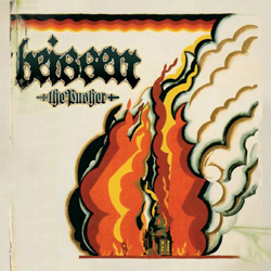 "Beissert - ""The Pusher"" CD cover image"