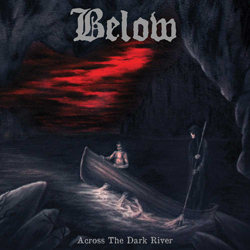 "Below - ""Across the Dark River"" CD cover image - Click to read review"