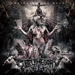 "Belphegor - ""Conjuring The Dead"" CD cover image"