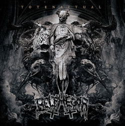 "Belphegor - ""Totenritual"" CD cover image - Click to read review"