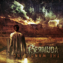 "Bermuda - ""The Wandering"" CD cover image"