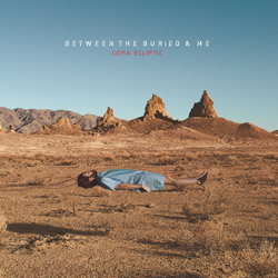 "Between The Buried And Me - ""Coma Ecliptic"" CD cover image - Click to read review"