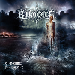 "Bilocate - ""Summoning The Bygones"" CD cover image - Click to read review"