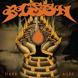 "Bison b.c. - ""Dark Ages"" CD cover image"