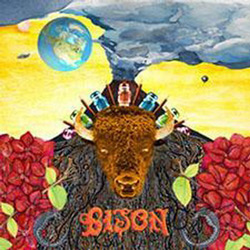 "Bison b.c. - ""Earthbound"" CD cover image"