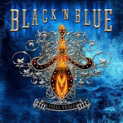 "Black 'N Blue - ""Hell Yeah"" CD cover image - Click to read review"