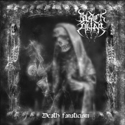 "Black Altar - ""Death Fanaticism "" CD cover image"