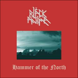 "Black Anima - ""Hammer of the North"" CD/EP cover image"