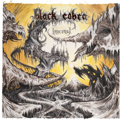 "Black Cobra - ""Invernal"" CD cover image"