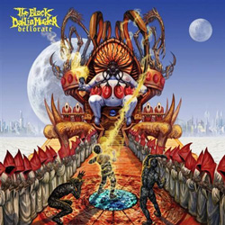 "The Black Dahlia Murder - ""Deflorate"" CD cover image"