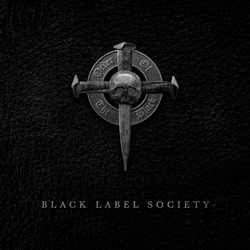 "Black Label Society - ""Order Of The Black"" CD cover image"
