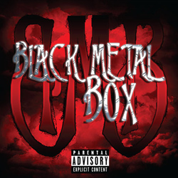 "Black Metal Box - ""Black Metal Box"" CD cover image"