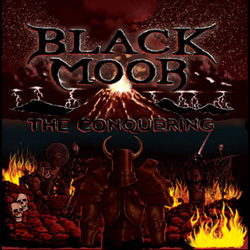 "Black Moor - ""The Conquering"" CD cover image - Click to read review"
