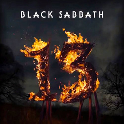 "Black Sabbath - ""13"" 2-CD Set cover image"