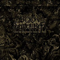 "Black September - ""Into The Darkness Into The Void"" CD cover image - Click to read review"