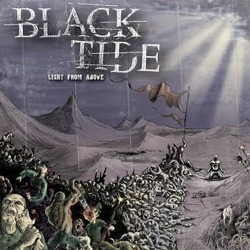 "Black Tide - ""Light From Above"" CD cover image - Click to read review"