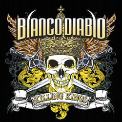 "Blanco Diablo - ""Killing Kings"" CD cover image"