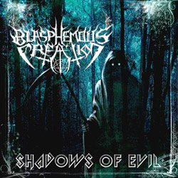 "Blasphemous Creation - ""Shadows Of Evil"" Demo cover image"