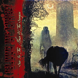 "Blood Of Kingu - ""Sun in the House of the Scorpion"" CD cover image - Click to read review"