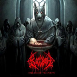 "Bloodbath - ""Unblessing The Purity"" CD cover image"
