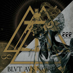 "Blut Aus Nord - ""777 - Sect(s) "" CD cover image - Click to read review"
