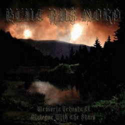"Blut Aus Nord - ""Memoria Vetusta II: Dialogue with the Stars"" CD cover image"