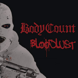 "Body Count - ""Bloodlust"" CD cover image - Click to read review"