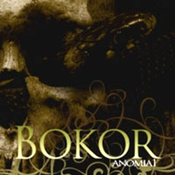 "Bokor - ""Anomia 1"" CD cover image - Click to read review"