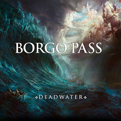 "Borgo Pass - ""Deadwater"" CD cover image"