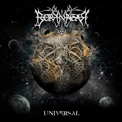 "Borknagar - ""Universal"" CD cover image - Click to read review"