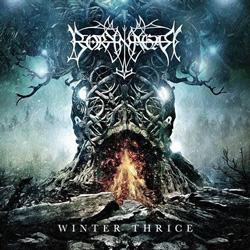 "Borknagar - ""Winter Thrice"" CD cover image - Click to read review"