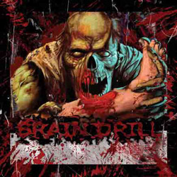 "Brain Drill - ""The Parasites"" CD/EP cover image"