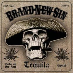 "Brand New Sin - ""Tequila"" CD cover image"