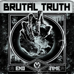 "Brutal Truth - ""End Time"" CD cover image"