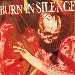 "Burn In Silence - ""Angel Maker"" CD cover image - Click to read review"